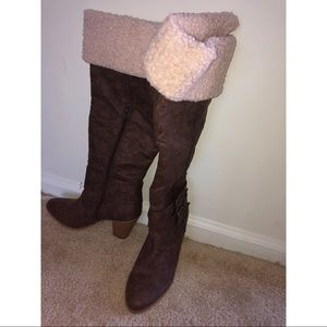 Just fab Boots women's size 8.5